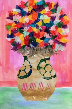 """From exhibit """"1 - Floral Still Life""""  by McHenry1"""