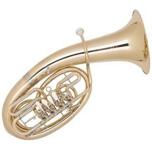 Bb Kaiser Baritone Miraphone - 56L 100 Gold Brass