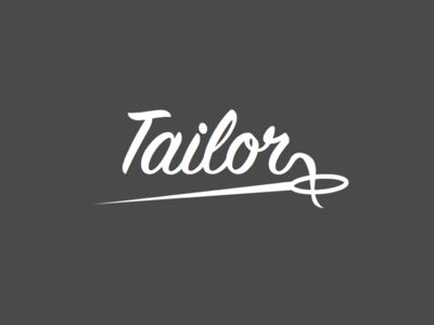 Tailor Logo                                                                                                                                                     More