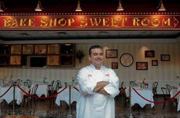 "Fans often pour into ""Cake Boss"" Buddy Valastro's bakery in New Jersey and tell him they traveled all the way from Texas to try his cannolis. Those fans don't have so far to drive, anymore."