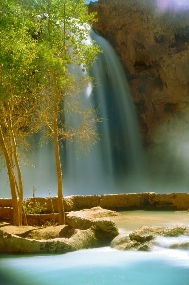Spectacular Places You Should Visit in Your Life - Havasu Falls, Grand Canyon, Arizona, USA