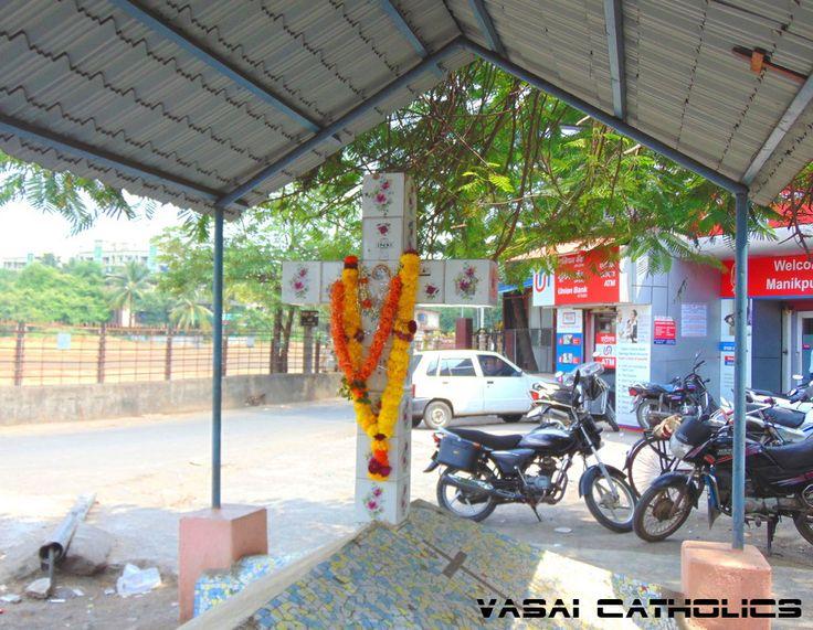 Parvati Cross, Manickpur, Vasai West.