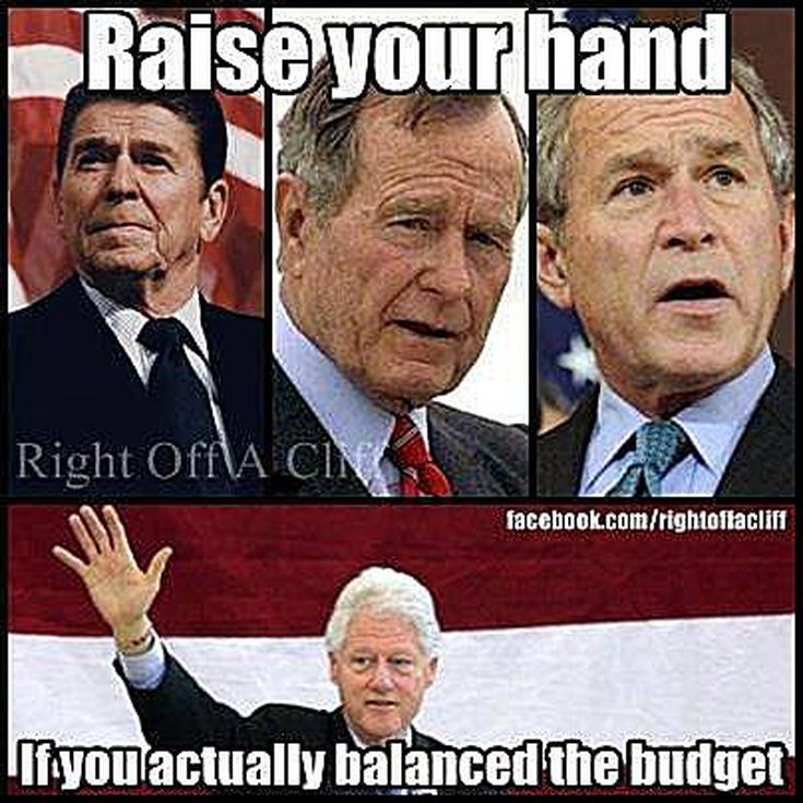 Funniest Bill Clinton Memes: Raise Your Hand