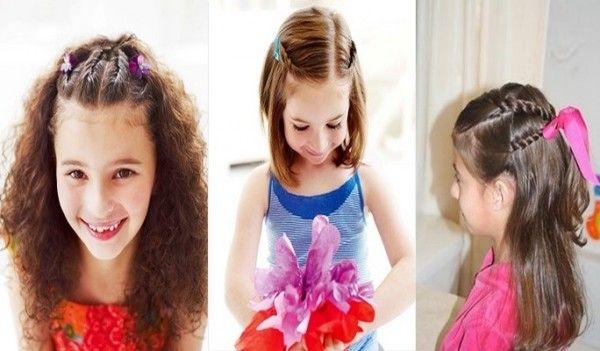 Quadruple Twist Girly Hairstyles Long Hair