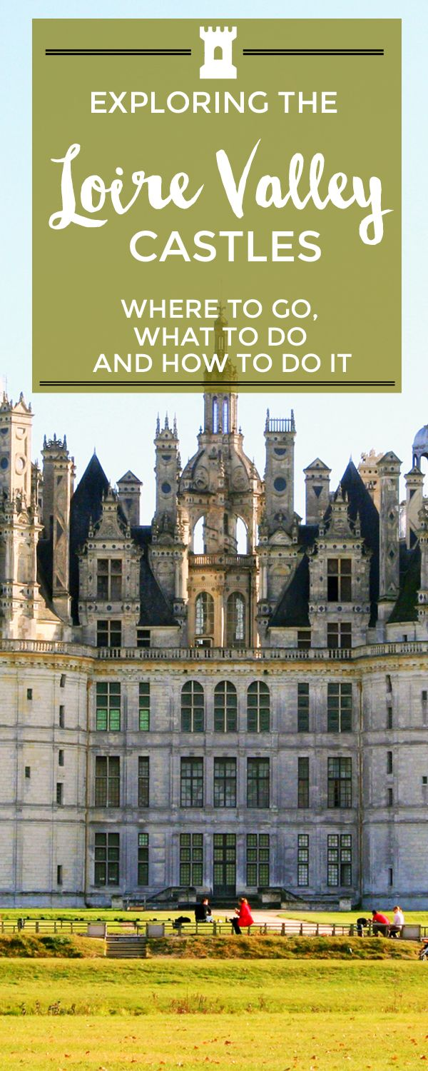 "Did anyone say ""idyllic holiday to #France's most picturesque castles""? More here: http://toeuropeandbeyond.com/loire-valley-castles/"