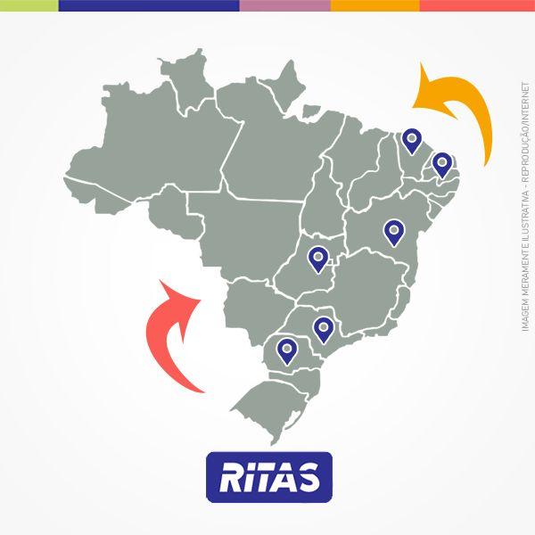 Do sudeste ao nordeste! Agora você encontra nossos botões e aviamentos em diversas regiões do país. Confira:http://goo.gl/qj1BmA