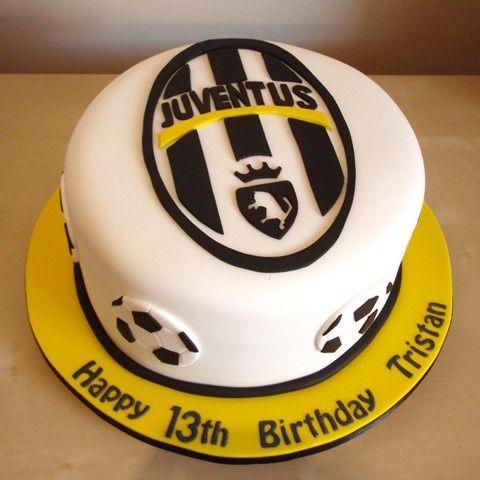 Juventus Cake cakepins.com