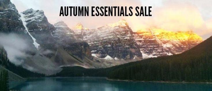 Sale Autumn Essentials -- Amsterdam -- 30/09-09/10
