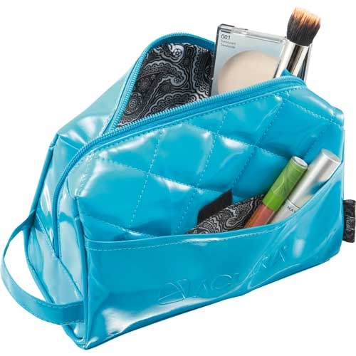 Quilted travel utility kit