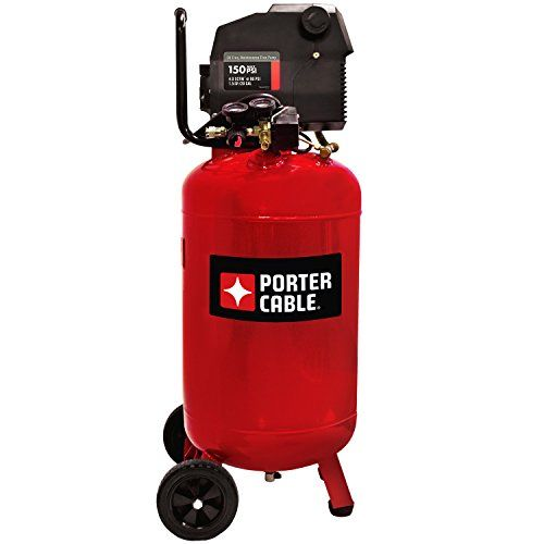 porter cable 150 psi 6 gallon air compressor manual