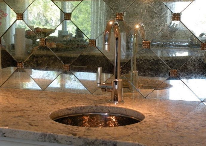 mirror tiles kitchen backsplash 256 best hamilton home projects images on for 7531