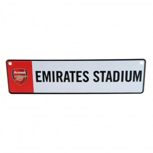 Arsenal F.C. Window Sign