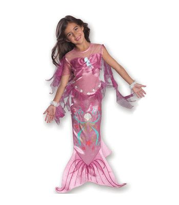 Speelgoed, Zeemeerminnen, Feest Roze zeemeermin kostuum kinderen bestellen. De-Speelgoedwinkel.nl voor goedkoop