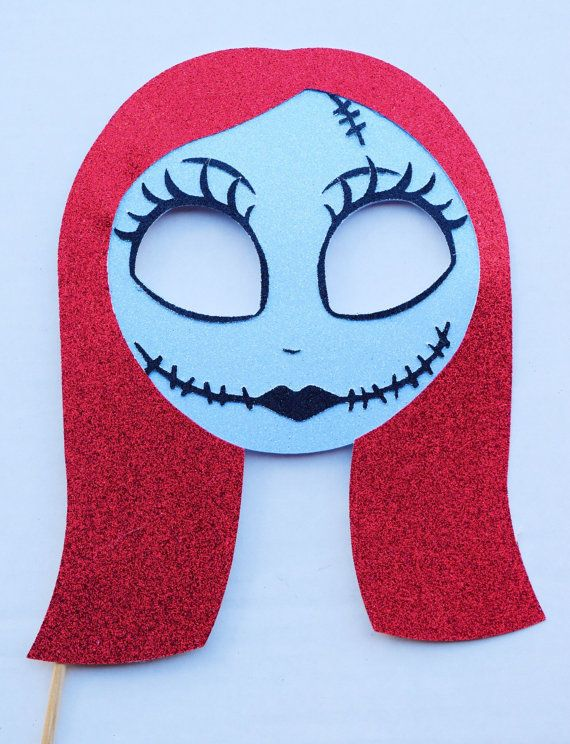 The Nightmare Before Christmas Photo Booth by LetsGetDecorative