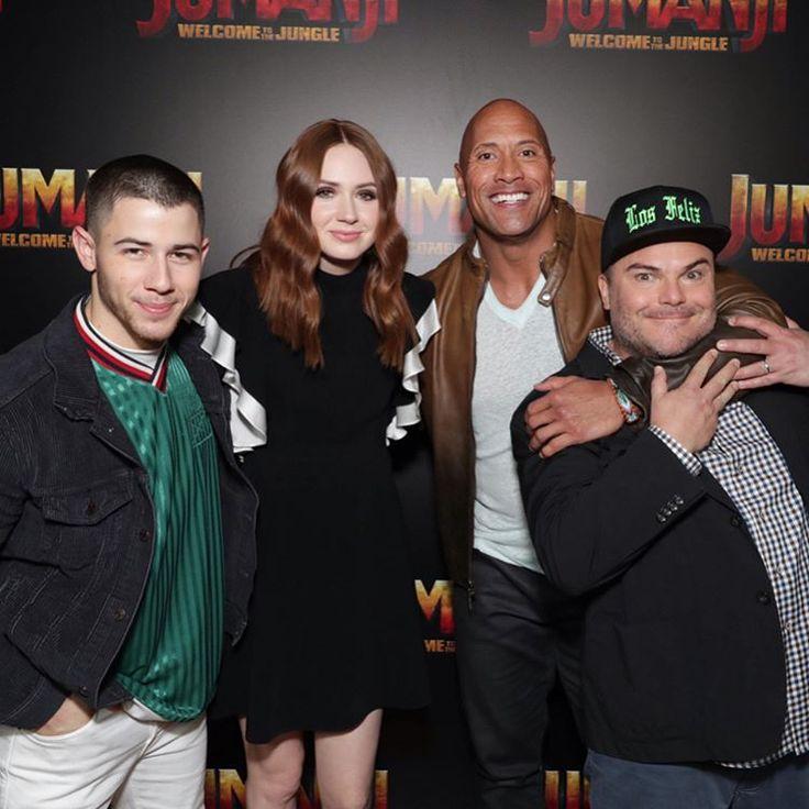Dwayne Johnson shares 'Jumanji' movie sequel footage at CinemaCon