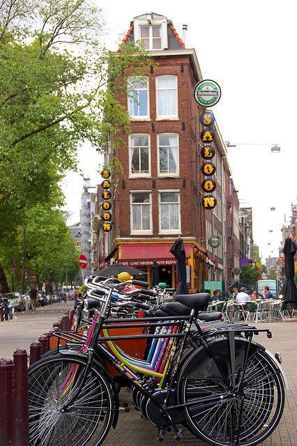 De Saloon Amsterdam Netherlands