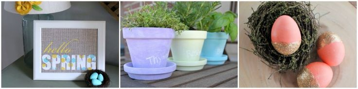 Pastel Chalkboard Painted Pots for a Mini Herb Garden and a $150 Target Gift Card Giveaway!!!