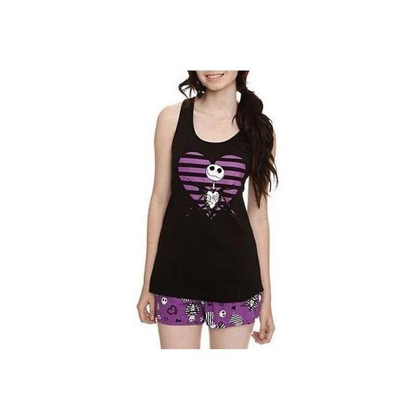 54 best Goth Sleepwear images on Pinterest | Jack skellington ...