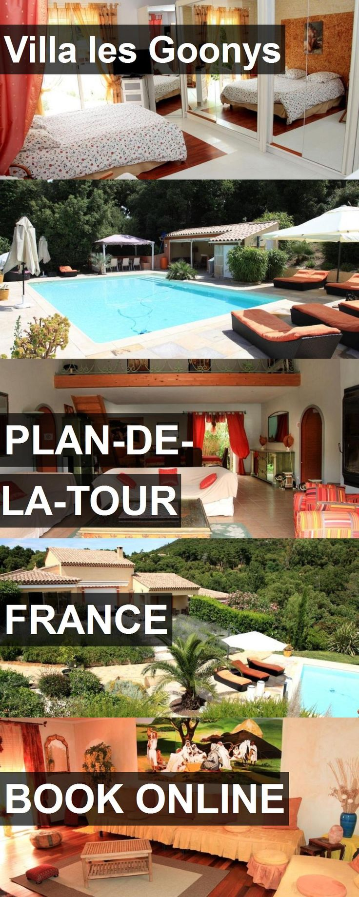 Hotel Villa les Goonys in Plan-de-la-Tour, France. For more information, photos, reviews and best prices please follow the link. #France #Plan-de-la-Tour #travel #vacation #hotel