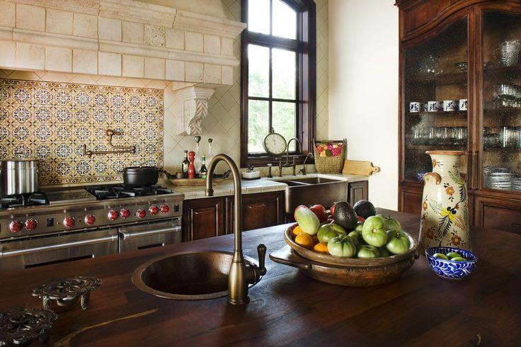 25 best ideas about spanish tile kitchen on pinterest spanish kitchen moroccan tile. Black Bedroom Furniture Sets. Home Design Ideas