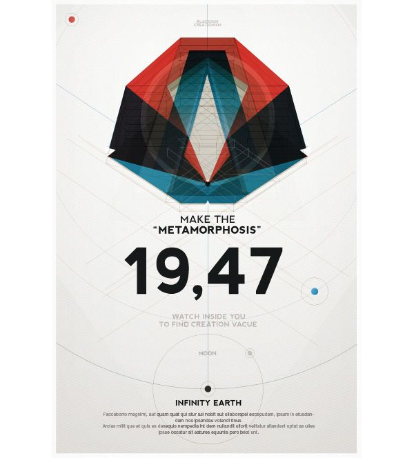 Poster Design by Metric72