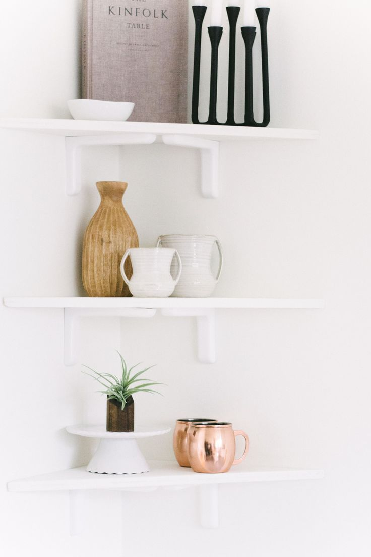 shelves by light and dwell