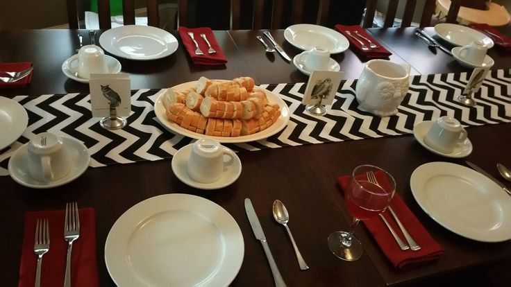 Fire Walk With Us: Twin Peaks Dinner Party   Jeepers