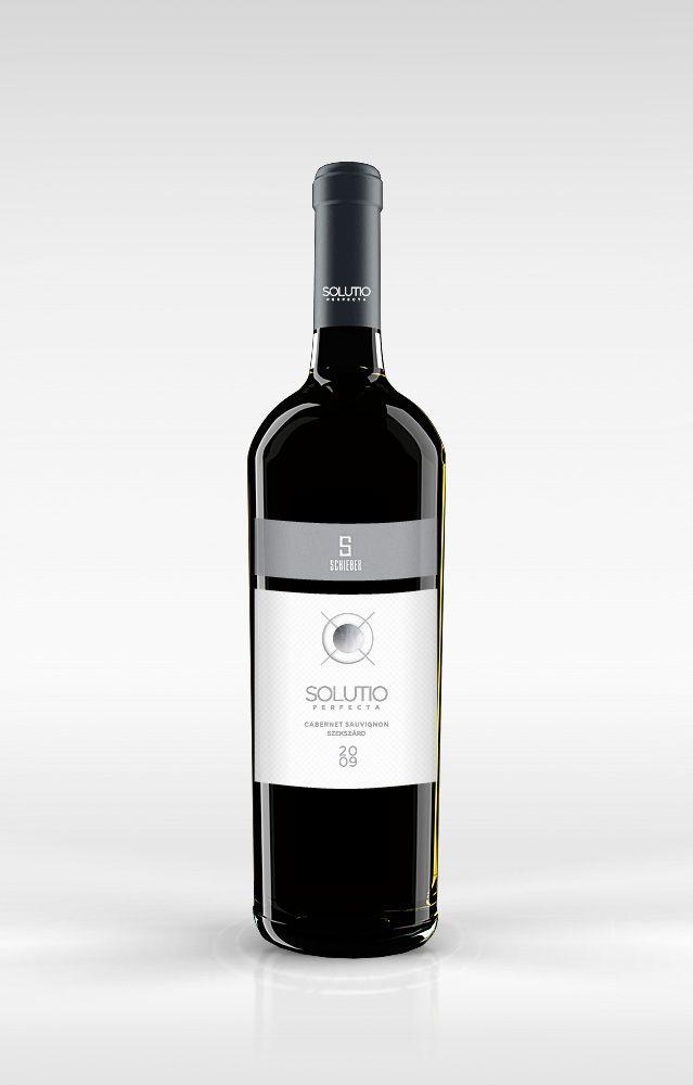 We made premium wine labels for premium Schieber wines.