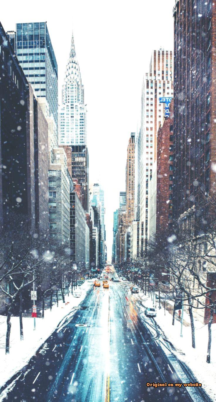 Central Park Manhattan New York City Winter Central Park Manhattan New York Wallpaper Winter Wallpaper