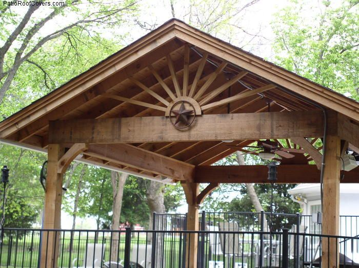 Patio covers dallas patio roof for Cedar decks pros and cons