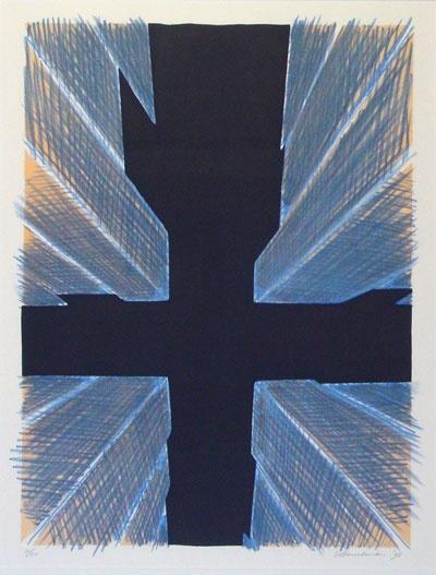 Jeroen Henneman - Zonder Titel - Grafiek