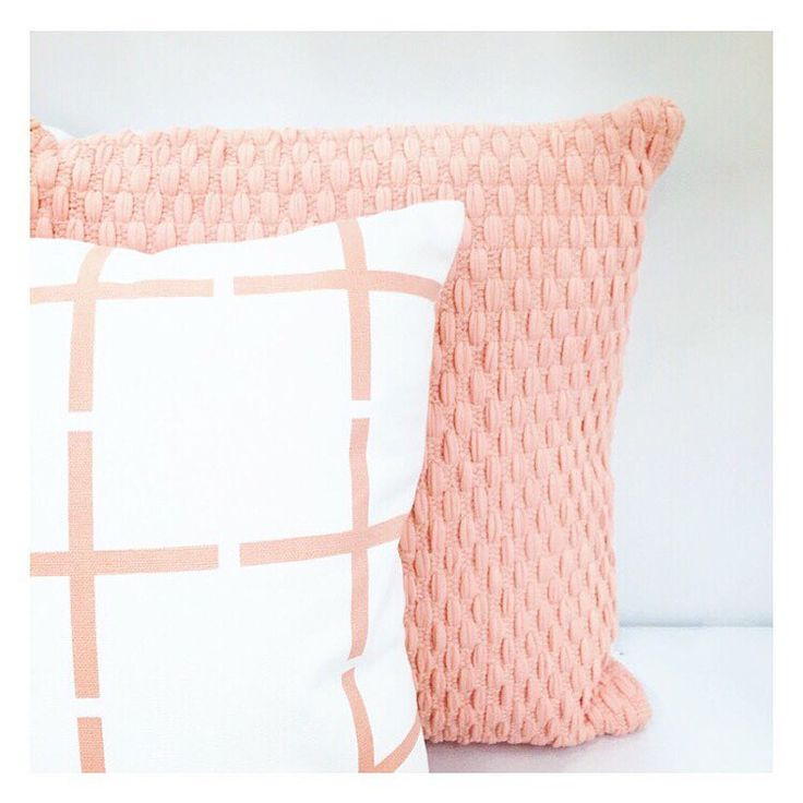 """The Bargain Diaries on Instagram: """"@targetaus is absolutely smashing it with their range of colourful cushions, and we are peachy keen about this duo, which includes the $15 Grid Cushion and the $25 Mila Textured Cushion . #target #targetaus #targetstyle #cushions #homedecor"""""""