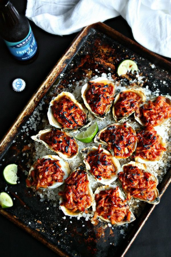 Oysters Kilpatrick : theburntchef                                                                                                                                                                                 More