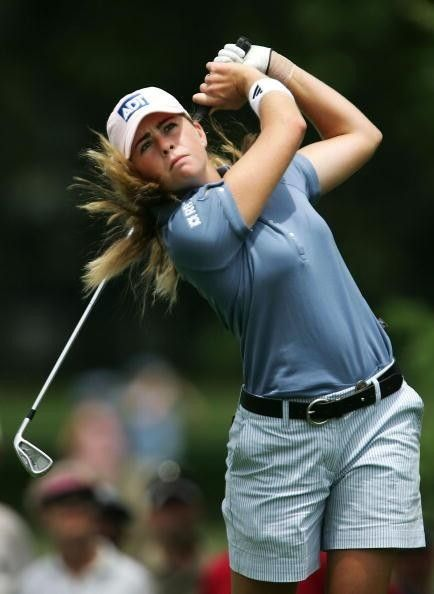 20 Hot photos of LPGA golf star Paula Creamer in 2014