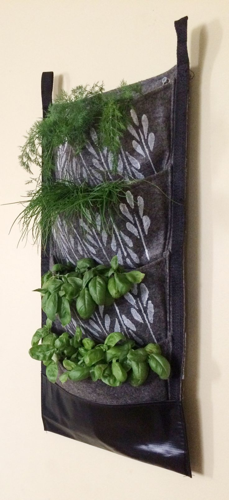 Did you know that having a flourishing garden is an option no matter where you live? Pocket planters are a great small space solution, and allow you to have the garden you want without having to sacrifice the space. Plus, they're beautiful wall décor! Click in to read more.