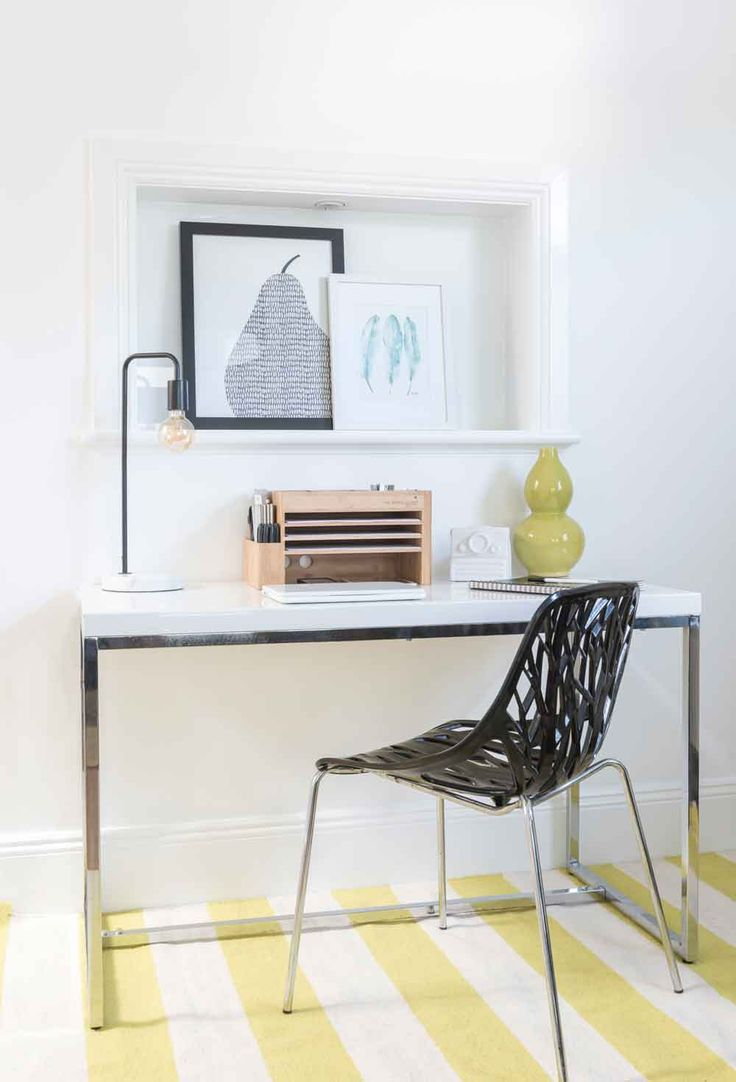 Nice Docking Station Ideas here - http://www.thespacecube.com/