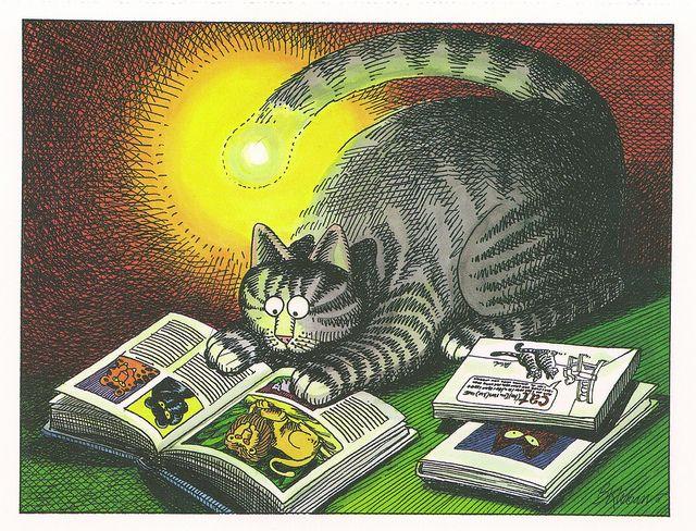 kliban cats   Kliban Cat   Flickr - Photo Sharing!