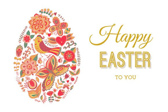 Easter cards by Markovka on @creativemarket