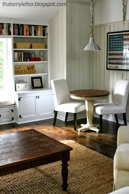 DIY Show Off Chairs For Living RoomDining RoomsSmall Table