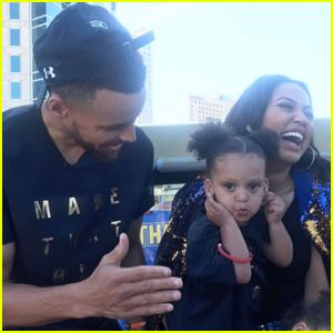 Stephen Curry & Wife Ayesha Celebrate Daughter's Second Birthday With Sweet Posts