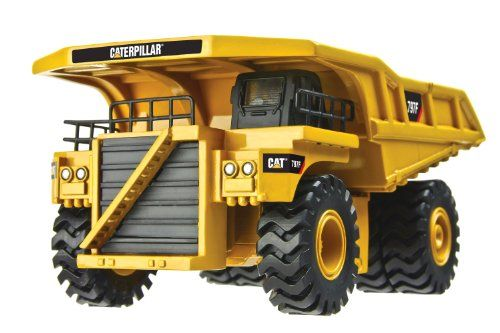 Toy State Caterpillar Metal Machines 797E Dump Truck Diecast Vehicle Toystate http://www.amazon.com/dp/B00EZI2QQE/ref=cm_sw_r_pi_dp_1tlRtb1V2MHTKGJG