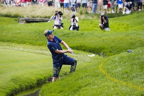Luke Donald at the US Open #golf #lukedonald #usopen #pga #majorchampionship