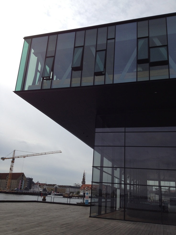 Copenhagen / The Royal Play House by Lundgaard & Tranberg Architects