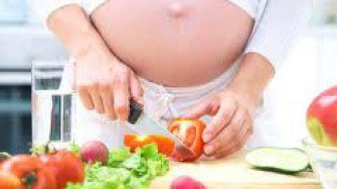 Hamileler için örnek beslenme listesi