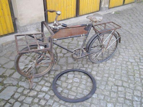 2213 Lastenrad Fahrrad Geschäftsrad 30er Jahre orig.   eBay