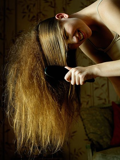 Here, finally, the solutions to the biggest thick-hair problems--except for clogging up your drain. Alas, we can't help you there.