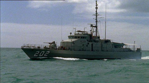 HMAS Hammersley'