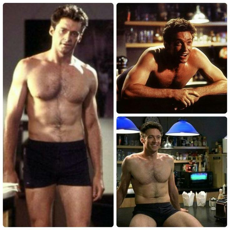 from Legend hugh jackman sexy nude