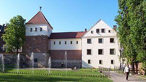 Gliwice Castle, Poland
