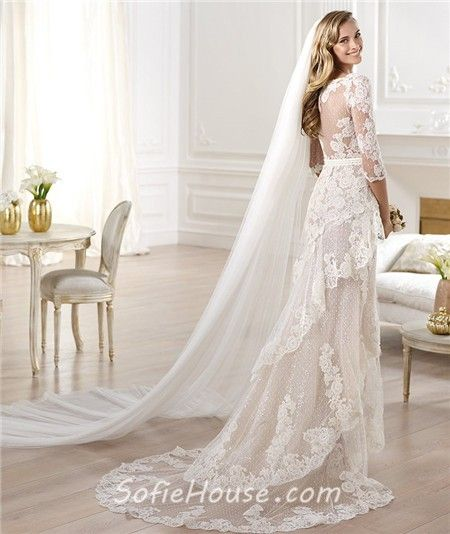 Pronovias presents the pronovias collection of wedding and cocktail dresses…